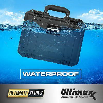 ULTIMAXX Durable Waterproof Carrying Case For DJI Spark Drone - Brand New