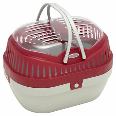 ROSEWOOD SMALL medium ANIMAL TRANSPORT VET HOLIDAY TRAVEL CARRIER HAMSTER GERBIL
