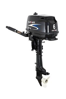 6 HP Parsun Outboard Motor w/12V2~6A Output