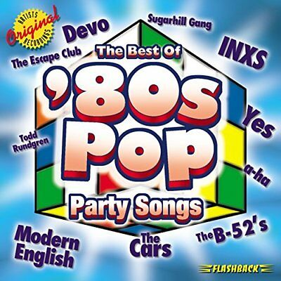 Best Of 80S Pop Party Songs