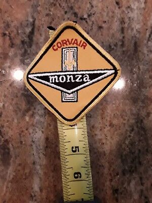 Rare Vintage Chevy Corvair Monza Racing  Uniform Patch sew on
