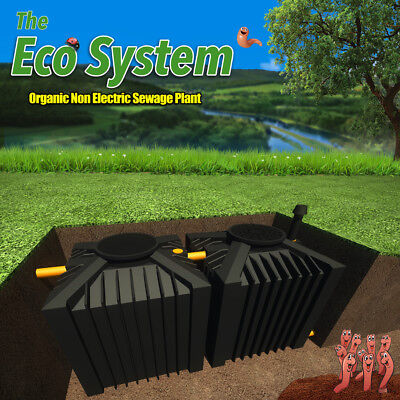Clearfox Organic Worm Sewage System. Get Your Video Now!
