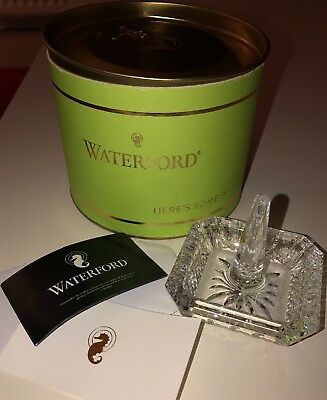 Waterford Crystal Ring Holder