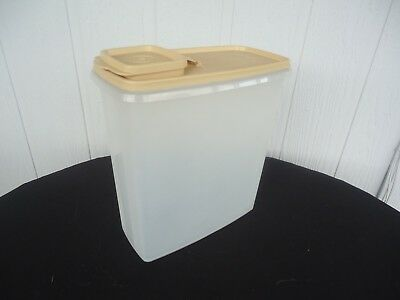 tupperware large cereal container Australia canister