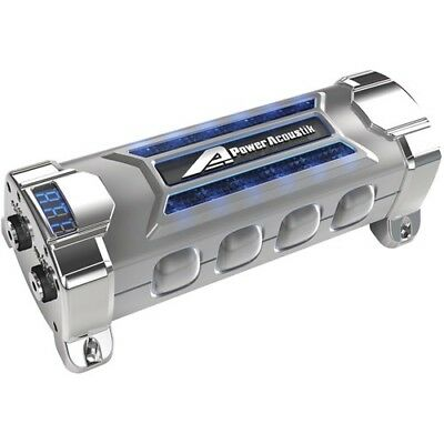 Power Acoustik PCX-5F 5-Farad Digital Capacitor. Free Delivery