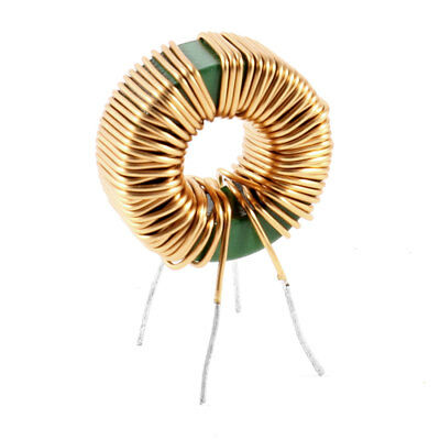 W5K4 10 Pcs Toroid Core Common Mode Inductor Choke 1.2MH 40mOhm 2A Coil