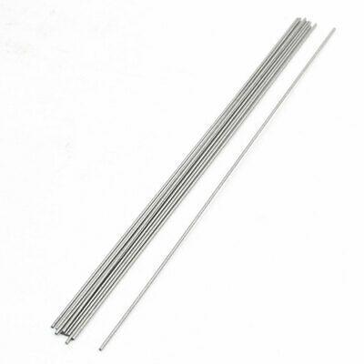 1.4mm x 100mm High Speed Steel Turning Drill Bars 10 Pcs for CNC Lathe