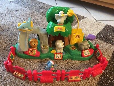 Little People Zoo von mattel Fisher Price