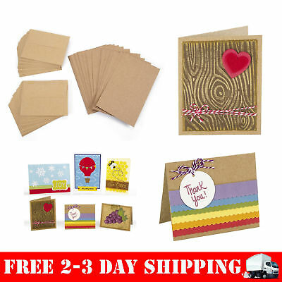 100 blank greeting cards and envelopes 5 x 7 a7 size notes 100 blank greeting cards and envelopes 5 x 7 a7 size notes invitations m4hsunfo