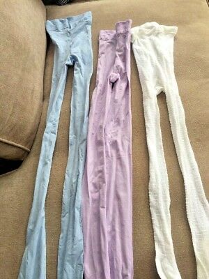 Vintage Girls Tights X3