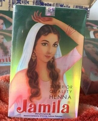 Jamila Henna Powder 1x100g 2017 Crop
