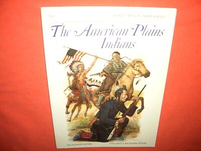 Osprey Men at Arms 163, The American PLAINS INDIANS