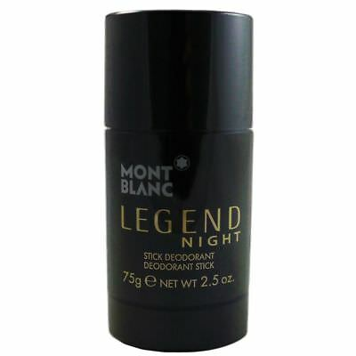 Mont Blanc Legend Night 75 ml Deodorant Stick Deostick Deo Stick