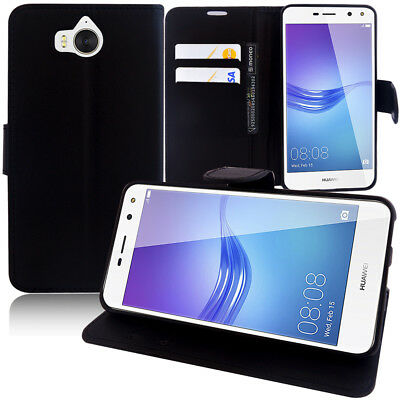"""Housse Coque Portefeuille Huawei Y6 (2017) 5.0"""""""