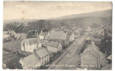 KIPPEN From Church Tower Looking East, Old Postcard Unused
