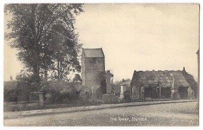 STENTON The Tower, East Lothian, Old Postcard by Lilywhite, Unused