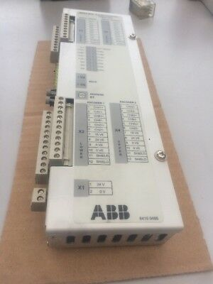 ABB NPCT-01C pulse counter / timer unit 64009486D