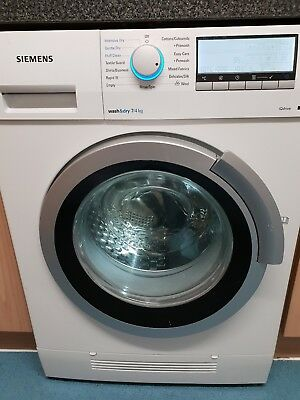 Siemens Iq 700 Wd14h520gb 7kg 4kg Washer Dryer With 1500 Rpm