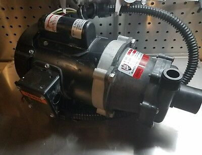 March TE-5.5C-MD Magnetic Drive Pump Chemical Transfer REBUILT