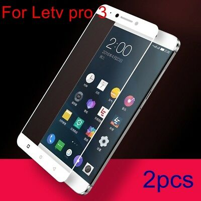 2X Explosion-proof Tempered Glass Film Full Screen Protector film For Letv Pro 3