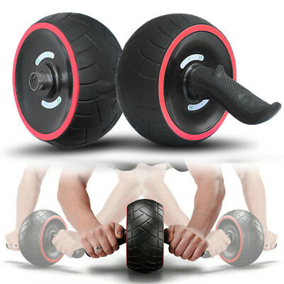 Workout System Abdominal Roller Wheel by Iron Gym For Core Fitness Exerciser J4l