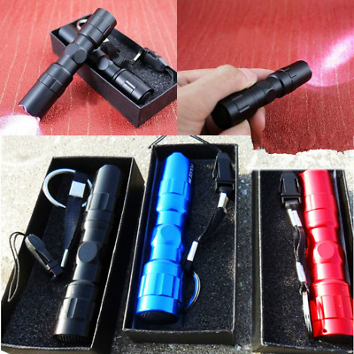 Super Bright Tactical Waterproof LED Flashlight Torch Light Bulb Lamp