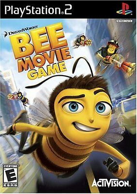 *NEW* Bee Movie Game - PS2