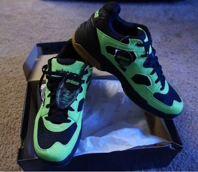 Prince NFS Attack Men's Court Shoes Size 101/2 Brand New Racquetball squash