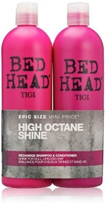 BED HEAD by TIGI Recharge Tween Duo Anti-Oxidant Shine Shampoo and Conditioner