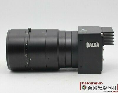 1pc  DALSA P3-87-12K40 camera with lens ship by EXPRESS