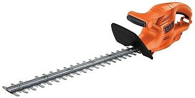BLACK+DECKER Hedgetrimmer Includes 16 mm Blade Gap and T-handle design, 420 W,