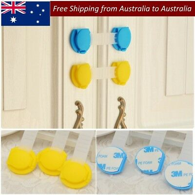 Child Baby Safety Protector Locks Protection Cover Infant Guards Cabinet Locks