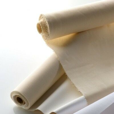 Daler Rowney Cotton Canvas Roll Medium Grain – 210cm x 500cm