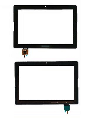 Replacement Lenovo A10-70 A7600-F A7600-H Tablet Touch Screen Digitizer Black