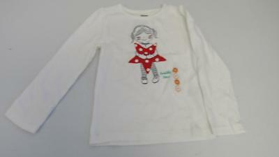 Gymboree The Holiday Shop White Shirt Girl W// Red Star Size 12-18 Mos /& UP NEW