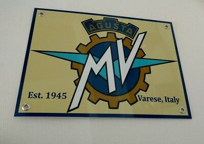 MV Agusta motorcycles motorcycle sign