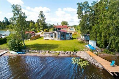 Eco House Latest Design, Property with business option, in Sweden, £620.000,00