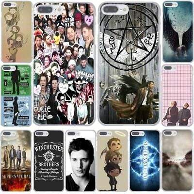 Supernatural Sam & Dean Case For iPhone XS Max XR X 10 SE 5 6 7 8 plus  Huawei