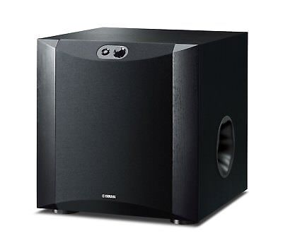 "Yamaha NS-SW300 250W 10"" Subwoofer with Advanced YST - RRP $899.00"