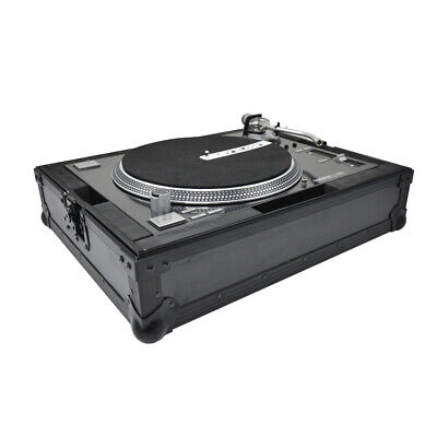 Litecase LC-1000B Turntable Hard Road Case Holds SL-1200 / RP-7000 / LP-120