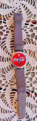 2002 Coca Cola Wrist Watch