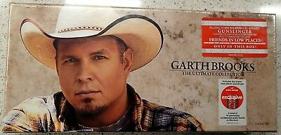 New Garth Brooks Ultimate Collection Collectors Box Set 10 Disc Factory Sealed
