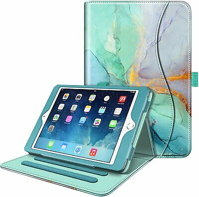 "For Apple iPad Mini 1 2 3 4 Generation 7.9"" Case Multi-Angle Stand Leather Cover"