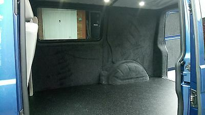Volkswagen T5 and T6  Carpet Lining and Insulation + flooring