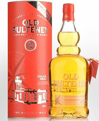 Old Pulteney Duncansby Head Single Malt Scotch Whisky (1000ml)