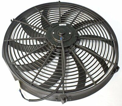 """Chrysler Valiant - 16"""" 12V Electric Thermo Fan: Performance Series 2200CFM"""