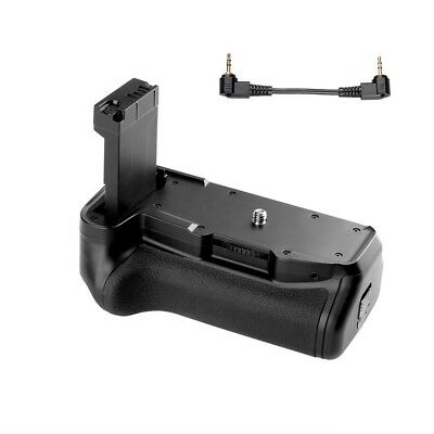 Camera Vertical Battery Grip Holder For Canon 800D 77D Rebel T7i / Kiss X9i