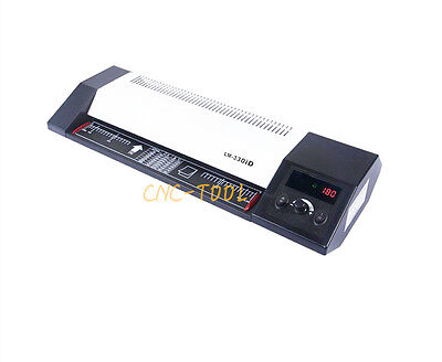 330mm A3 Digital Laminator And Photo Film Laminating Machine 220V LM-330iD