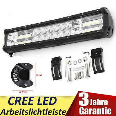 360W 5D CREE LED Arbeitsscheinwerfer Combo Offroad Auto SUV Leuchte Jeep 12V/24V