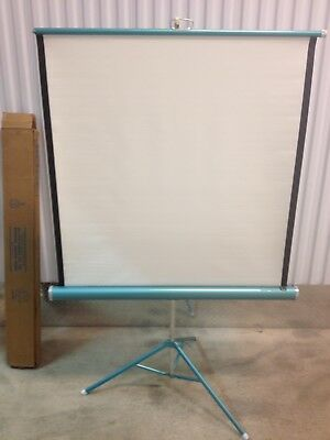 Da Lite Pacer 40x40 Projection Projector Screen Vintage (ddh100)